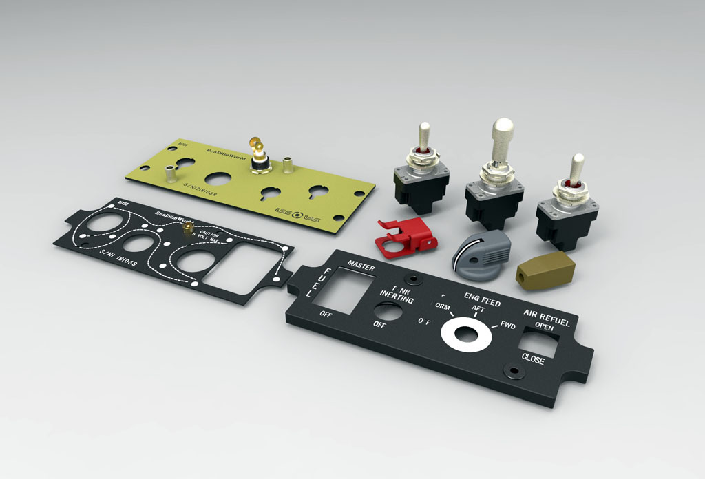 Panel components