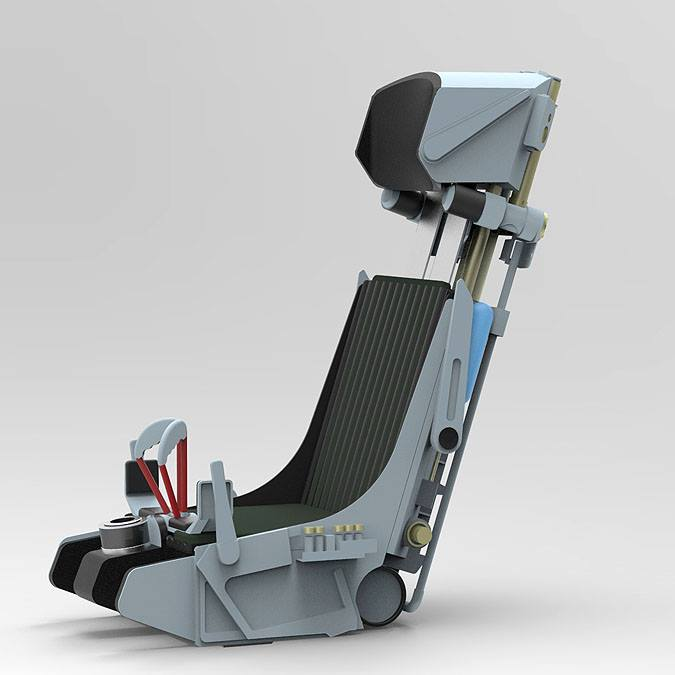 K-36D Ejection Seat