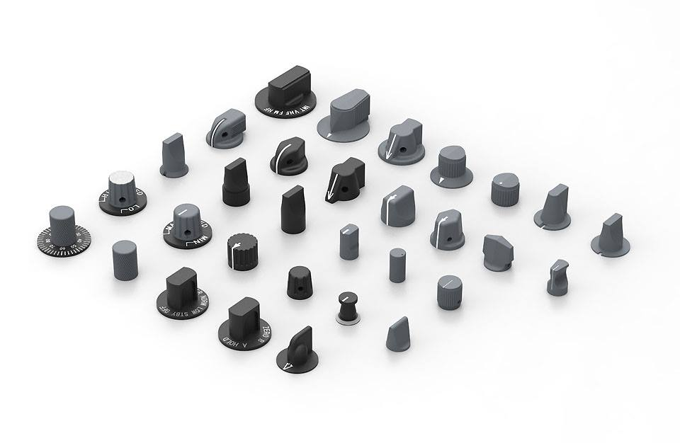 A-10 SIMPIT Knobs